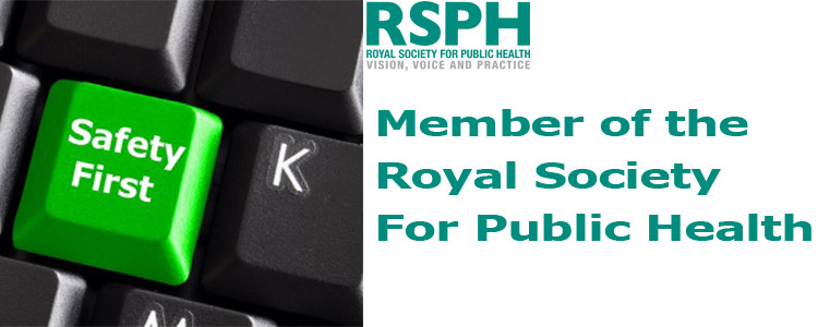 Member of the RSPH